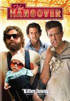 Cover image for The hangover [videorecording (DVD)]