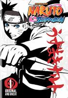 Cover image for Naruto. Shippuden [videorecording (DVD)]