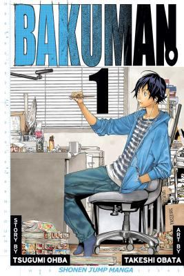 Cover image for Bakuman. 1, Dreams and reality