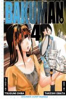 Cover image for Bakuman. 4, Phone call and the night before