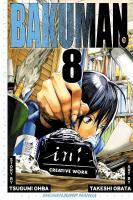 Cover image for Bakuman. Volume 8