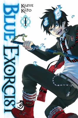 Cover image for Blue exorcist. 1