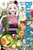 Cover image for Blue exorcist 3
