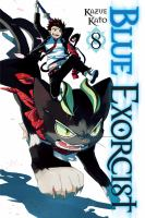 Cover image for Blue exorcist. 8