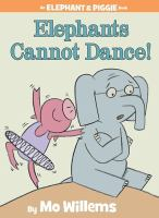 Cover image for Elephants cannot dance!