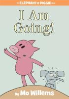 Cover image for I am going!