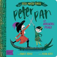 Cover image for Peter Pan : an adventure primer