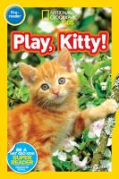 Cover image for Play, kitty!