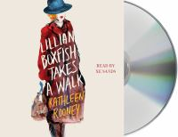 Cover image for Lillian Boxfish takes a walk [sound recording (book on CD)] : a novel