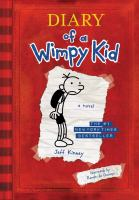 Cover image for Greg Heffley's journal [sound recording (book on CD)]
