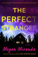 Cover image for The perfect stranger [large type]