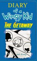 Cover image for Diary of a wimpy kid [large type] : the getaway