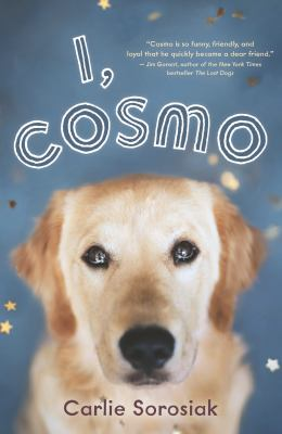 Cover image for I, Cosmo [large type]