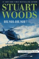 Cover image for Hush-hush [large type]