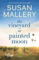 Cover image for The vineyard at Painted Moon [large type]