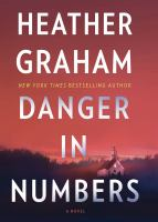 Cover image for Danger in Numbers [large type]