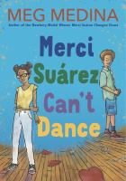 Cover image for Merci Suárez can't dance [large type]