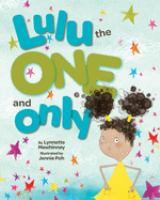 Cover image for Lulu the one and only