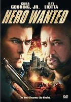 Cover image for Hero wanted [videorecording (DVD)]