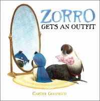 Cover image for Zorro gets an outfit