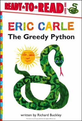 Cover image for The greedy python
