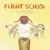 Cover image for Flight school