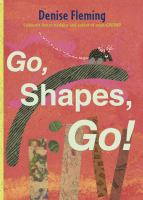 Cover image for Go, shapes, go!