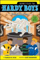 Cover image for Fossil frenzy