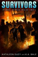 Cover image for Fire: Chicago, 1871