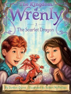 Cover image for The scarlet dragon