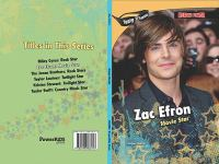 Cover image for Zac Efron : movie star