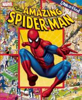Cover image for Spider-man