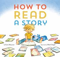 Cover image for How to read a story