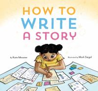 Cover image for How to write a story