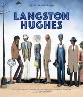 Cover image for Langston Hughes