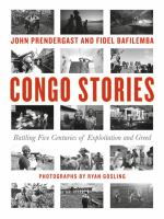 Cover image for Congo stories : battling five centuries of exploitation and greed