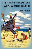 Cover image for The happy Hollisters at Sea Gull Beach