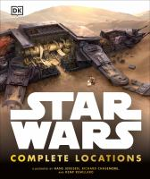 Cover image for Star Wars complete locations