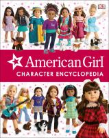 Cover image for American Girl character encyclopedia