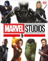 Cover image for Marvel Studios character encyclopedia