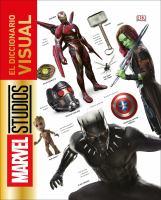 Cover image for Marvel Studios el diccionario visual