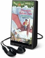 Cover image for Dinosaurs before dark [electronic resource (Playaway)]