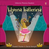 Cover image for Hyena ballerina