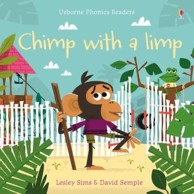 Cover image for Chimp with a limp
