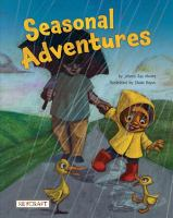 Cover image for Seasonal adventures