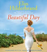 Cover image for Beautiful day [sound recording (book on CD)]