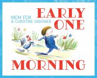 Cover image for Early one morning
