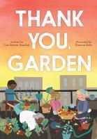 Cover image for Thank you, garden