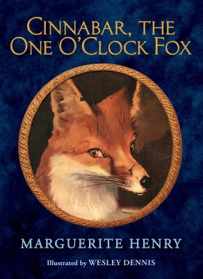 Cover image for Cinnabar, the one o'clock fox