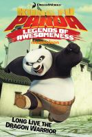 Cover image for Long live the dragon warrior